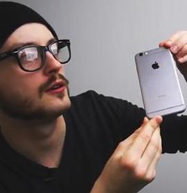 Отзыв журналиста на iphone 6