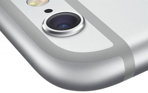 Восьмимегапиксельная камера  iphone 6
