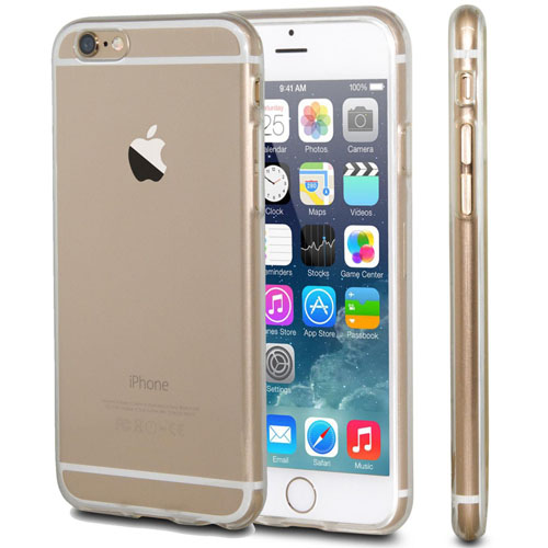 iphone 6 gold в чехле