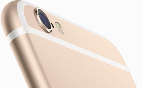Камера iphone 6 выступает из плоскости корпуса