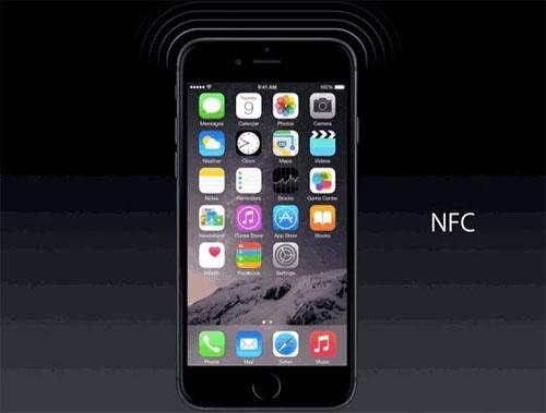 iphone 6 c nfc