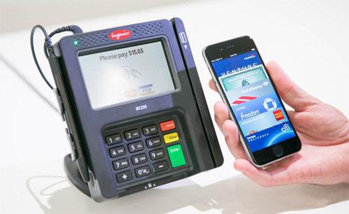 Терминал nfc и iphone
