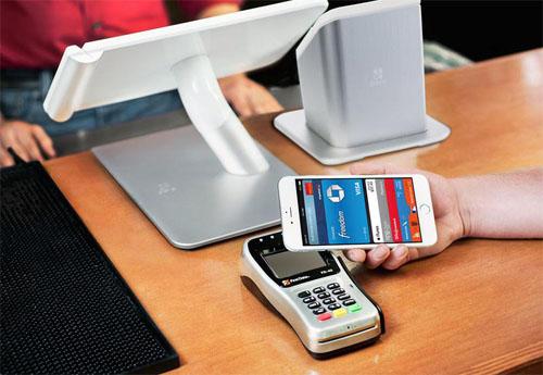 Терминал оплаты nfc и айфон 6