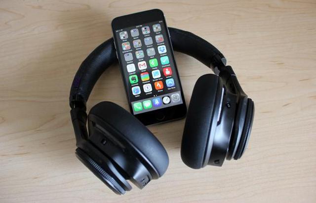 Наушники и iphone 6