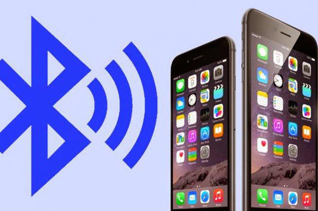 bluetooth  iPhone 6