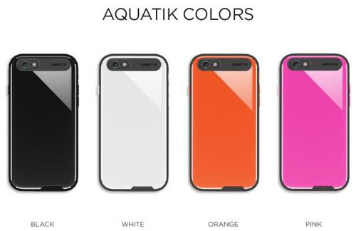 Чехол Aquatik в разных цветах
