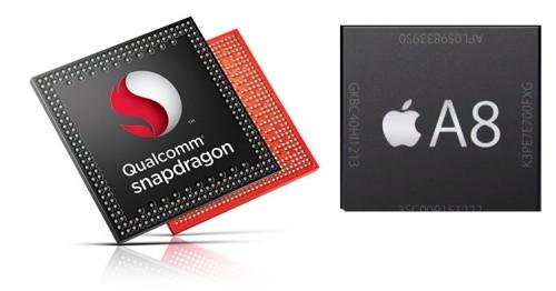 Чипы от смартфонов Lg g3 и iPhone 6