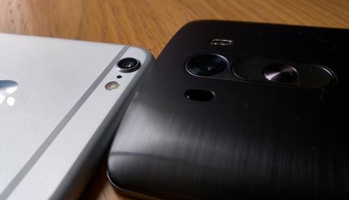 Сравнение камер у Lg g3 и iPhone 6