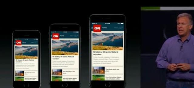 Приложения на айфонах