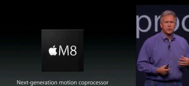 сопроцессор М8