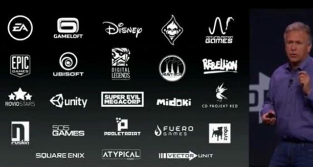 Логотипы фирм