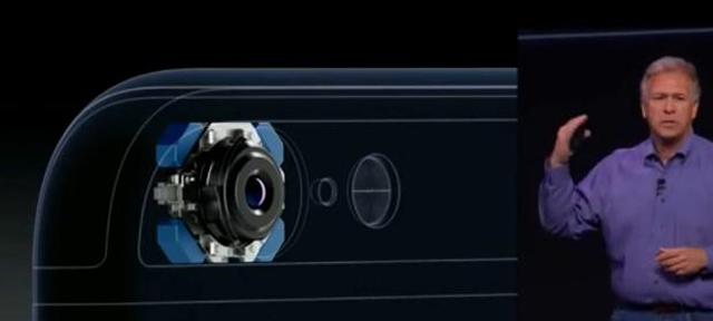 Камера  с стабилизацией изображения