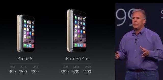 Стоимость айфонов
