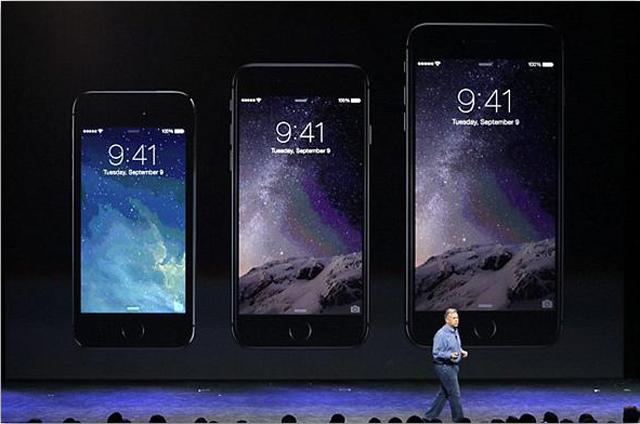 Сравнение iphone