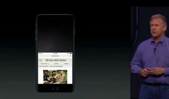 Новые возможности  iphone 6