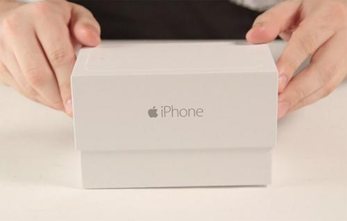 Упаковка Apple