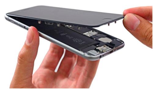 Крышка дисплея iphone 6