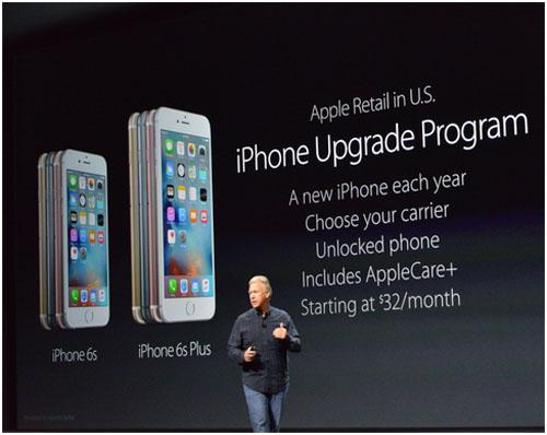 Рассрочка на iPhone 6s