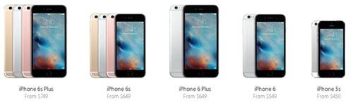 Стиимость iphone 6