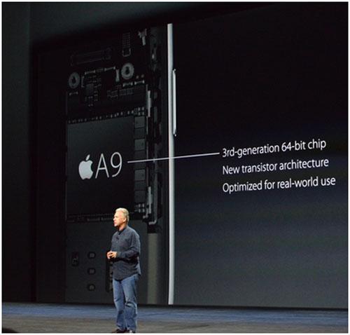 Процессор – А9