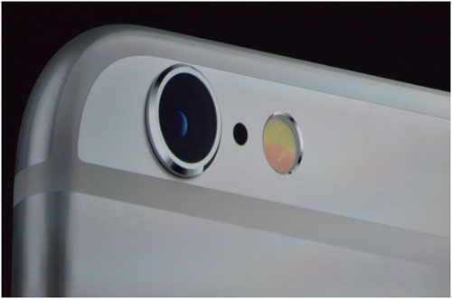 Камера 6s
