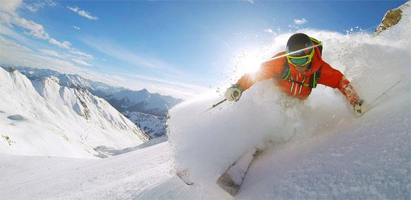 Серия Hero от GoPro поможет запечатлеть даже спуск с горы