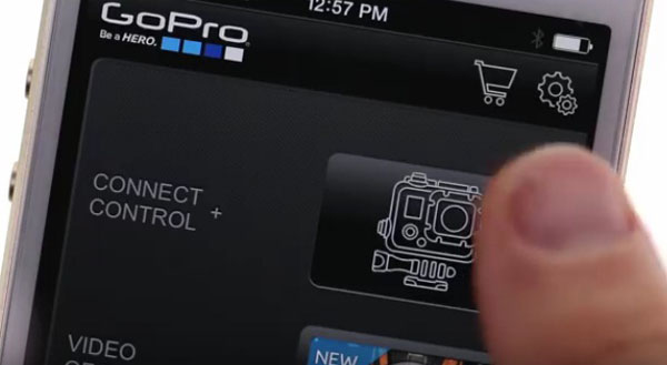 Приложение GoPro App