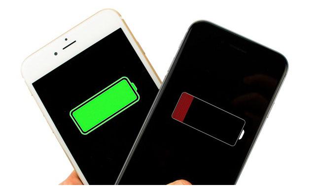 iPhone6 батарея полностью заряжена иiPhone6 батарея села