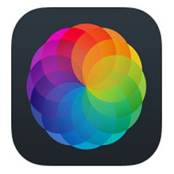 Эмблема фоторедактора Afterlight
