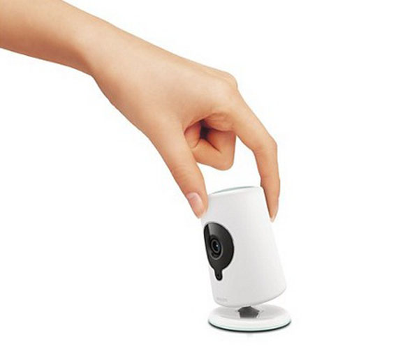 Видеоняню Philips можно поворачивать под нужным углом
