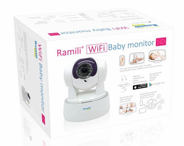 Коробка видеоняни Ramili RV800