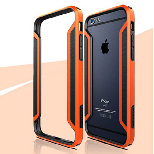 iPhone 6 и бампер Armor Border series Nillkin