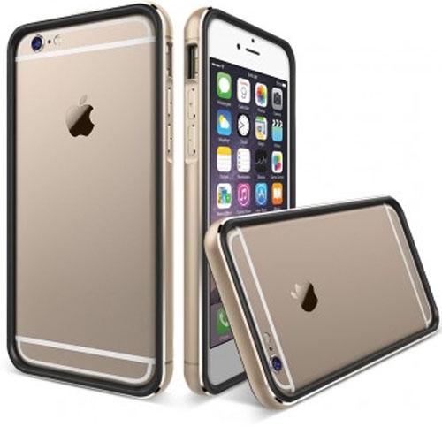 Бампер Iron и iPhone 6