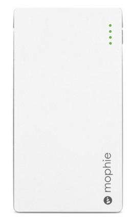 Белый чехол-аккумулятор Juice Pack Powerstation Duo