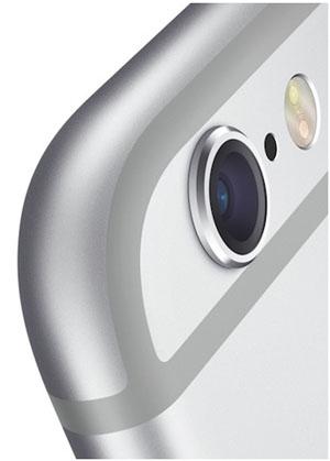 iPhone 6 - камера