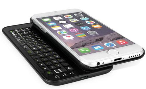 Слайдер-клавиатура для iPhone от BoxWave