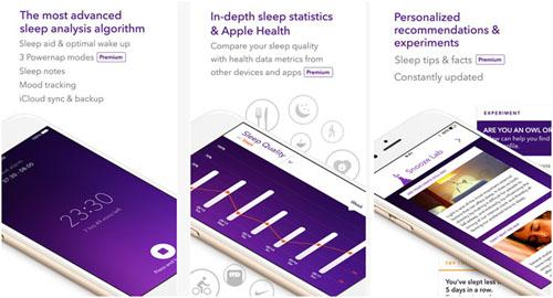 Приложение Pillow и дополнительные режимы для быстрого сна