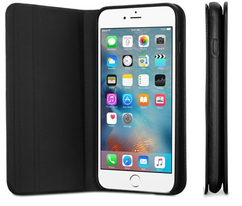 iPhone 6 plus в чехле-книжке Vettra от Sena