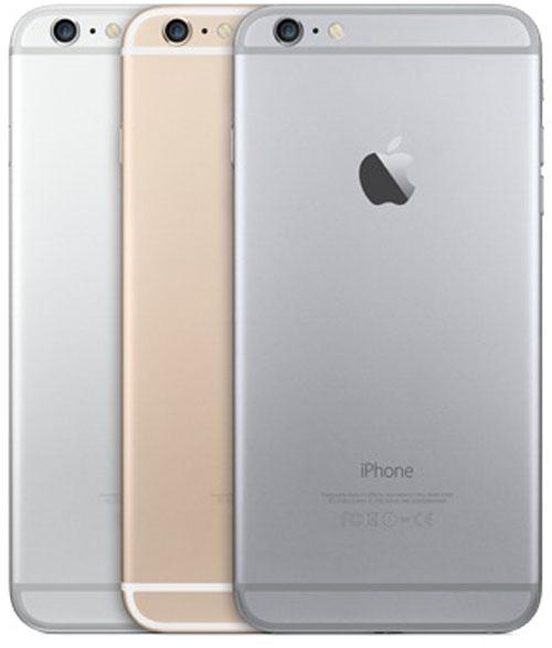 iPhone 6-цвета