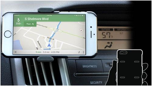 Держатель автомобильный для iPhone 6