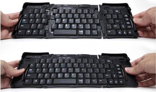 Клавиатура складная для iPhone от LapWorks