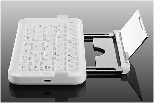 Встроенная подставка и клавиатура Brando