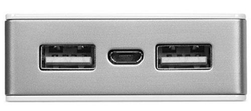 Разъемы USB и USB и Lightning