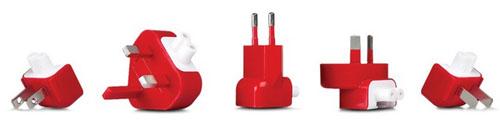 Plu Bug World-зарядное устройство и варианты разъемов