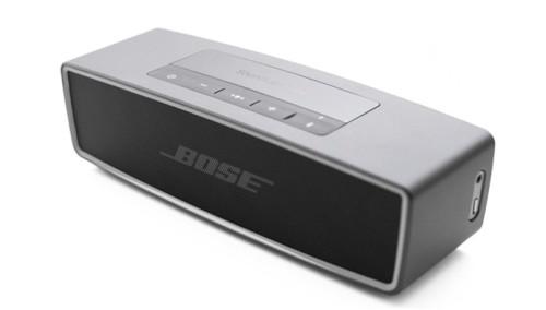Sound Link Mini от Bose - колонка для iPhone