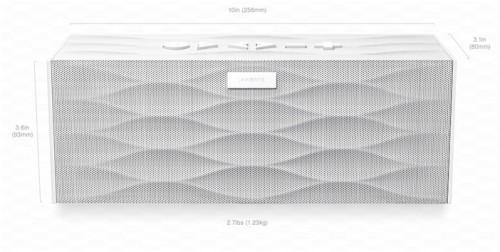Размеры акустической системы Jawbone Big Jambox
