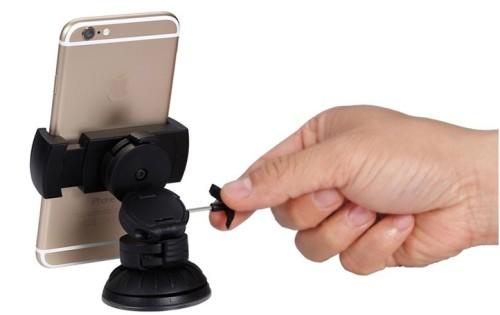Автодержатель XtandGoZ1 и iPhone 6