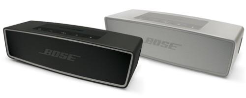 Черный и серебристый цвет Sound Link Mini 2