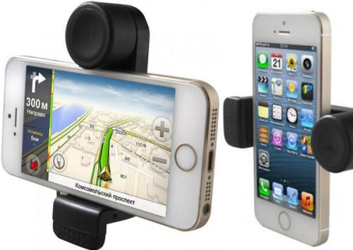 Автодержатель BE4890 отBelsis и iPhone 6