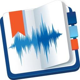 Приложение eXtra Voice Recorder и логотип
